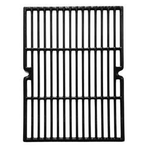 Cast Iron Replacement Cooking Grids For Uniflame GBC750W-C, GBC750W, GBC750WNG-C, Thermos 461262407 and Master Forge GGP-2501 Gas Grill Models, Set of 2