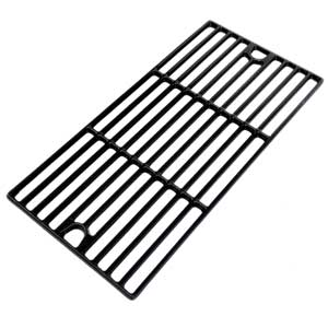 Gloss Cast Iron Cooking Grid Replacement for Charbroil 463240804, 463240904, 463241704, 463241804, 463247004, 463251505, 463251605, 463252005, 463252105 Gas Grill Models, Set of 3