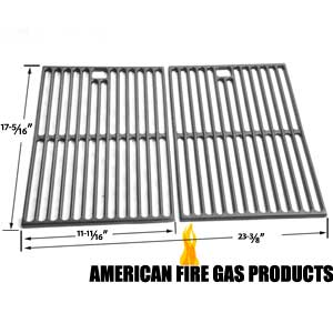 Cast Iron Cooking Grid For Kalamazoo, Kenmore, Nexgrill & Weber Gas Models