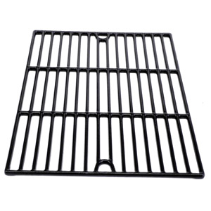 Porcelain Cast Iron Replacement Cooking Grid for Uniflame GBC091W, GBC940WIR, GBC956W1NG-C, GBC981W, GBC981W-C, GBC983W-CGas Gas Grill Models, Set of 2