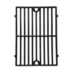 Gloss Cast Iron Replacement Cooking Grid For Vermont Castings CF9030, CF9030LP, Sizzler, Sizzler Built-In, VC3505, VCS3006, VCS3505, VCS3506, VM406, VC30, and Gas Grill Models, Set of 2