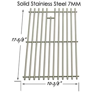 Stainless Cooking Grid for Amana AM33LP-P Gas Grill Model …