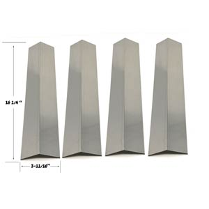 Life@Home 25775 Stainless Heat Shield(4-Pack)
