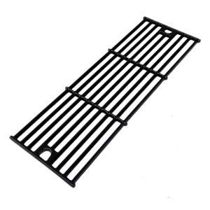 Gloss Cast Iron Replacement Cooking Grid For Char-Griller 2121, 2123, 2222, 2828, 3001, 3030, 3725, 4000, 5050, 5252, 3008 Gas Grill Models