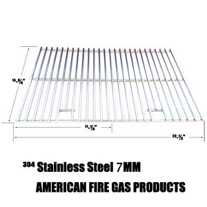 3537-S-2 Fire Magic Deluxe Stainless Cooking Grids - Cooking Grids