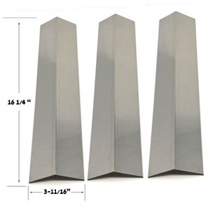 Life@Home 25775 Stainless Heat Shield(3-Pack)