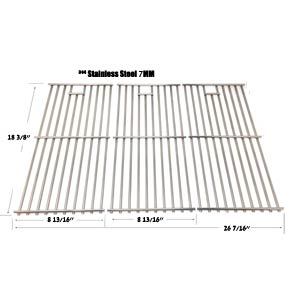 Stainless Steel cooking grids for Coleman gas grill models, Set of 3