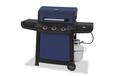 Uniflame Gas Grill Model GBC1134WBL