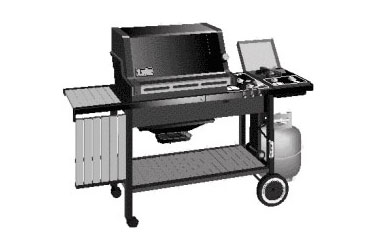 weber genesis gas grill model