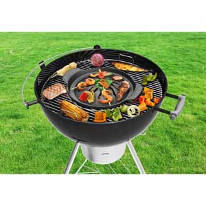 Weber 8840 Gourmet Barbeque System Korean Barbeque Insert