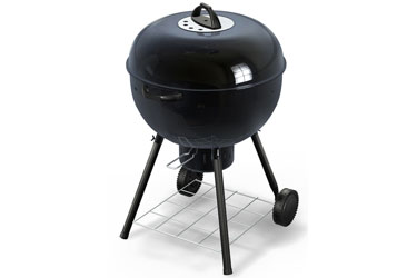 "TERA GEAR PC22B -23"" PORTABLE CHARCOAL BARBEQUE"