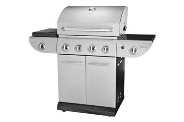 Master Chef Gas Grill Model 85-3044-6 / G45311