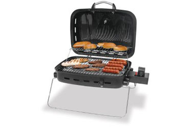 Uniflame Gas Grill Model RV2301CLB
