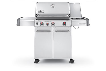 Weber Genesis S330 SS, 6570001, 6670001 NG Gas Grill Model