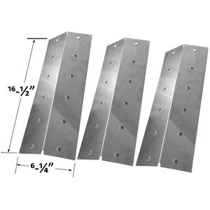 Stainless Steel Heat Plate For Turbo 720-0057, 720-0057-3B, 720-0057-4B, 750-0058-4BRB (3-PK) Gas Models