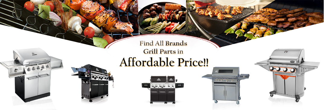 Find All Brands Grill Parts