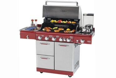 KMART 640-82960819-9 Gas Grill Model