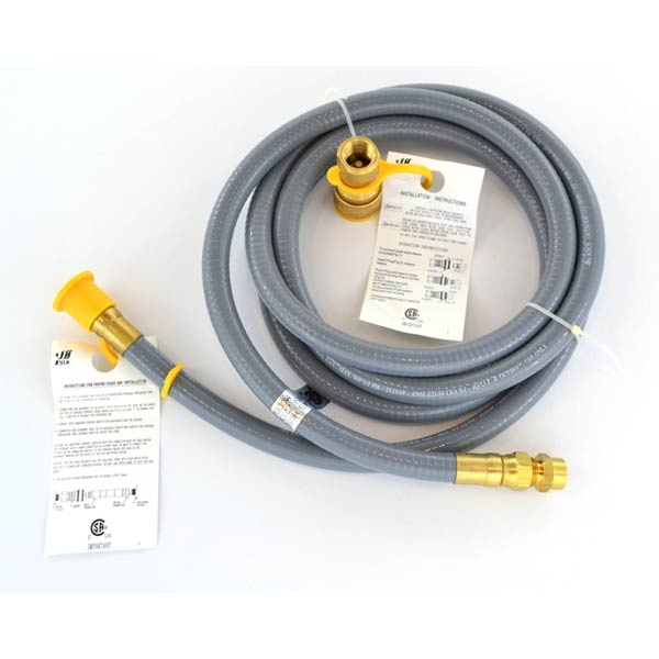 Gas Grill Hose Size Natural Gas