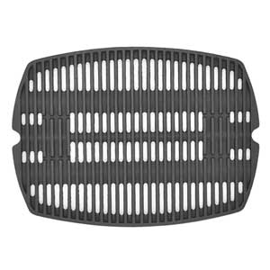 Weber 7582 Porcelain Cast Iron Cooking Grate For Weber Q 100 Series & Weber Baby Q 100, 120 Gas Grills